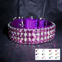 Birthstone Pet Collars