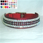 New dog collars, cat collars, leashes, harnesses, charms.