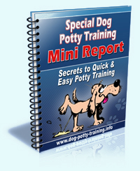 7 Days to have your dog potty trained!