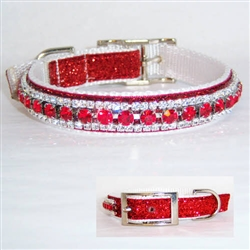 Bling Amore Crystal Collar