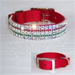 Christmas Dog Collars Christmas Collars Bling Dog Collars Christmas
