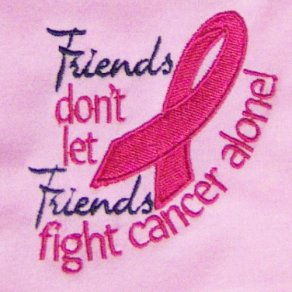 cancer fight dog shirt close