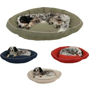 Dog Bolster Bed